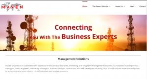 Maven homepage screenshot